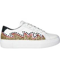 scarpe sneakers donna in pelle victoria circus