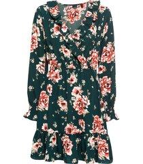 abito a fiori (verde) - bodyflirt