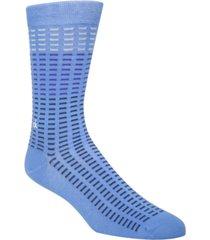 calvin klein men's tile-print socks