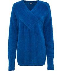 maglione morbido (blu) - bodyflirt