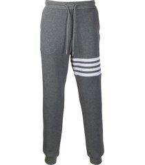 waffle ribbed jogger pants,