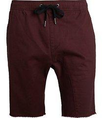 sureshot twill drawstring shorts