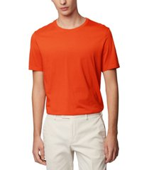 boss men's tiburt 55 regular-fit t-shirt