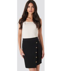 sisters point ginu skirt - black