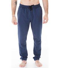pantalon jogger hombre azul maui and sons