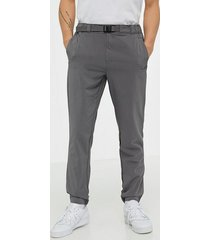 columbia columbia lodge woven jogger byxor grey