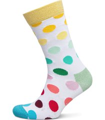 big dot sock underwear socks regular socks vit happy socks