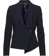 2nd adrea blazer colbert blauw 2ndday
