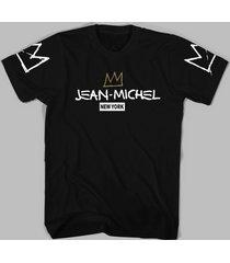 jean michel basquiat samo warhol ny t shirt