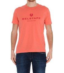 belstaff belstaff 1924 logo t-shirt