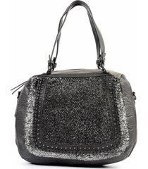 cartera lateral escoces negro mailea