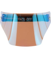 face-off rutenio nobile visor