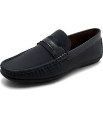 mocasín azul navy us polo assn