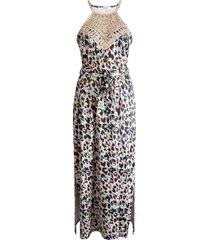 ambika jurk multicolor sisley