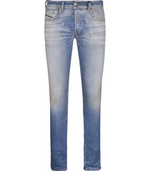 diesel fitted classic jeans