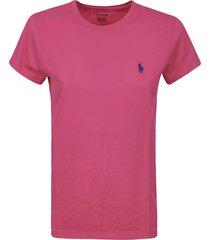 ralph lauren chest logo t-shirt