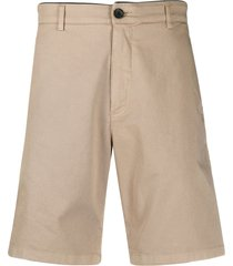 department 5 twill shorts - neutrals