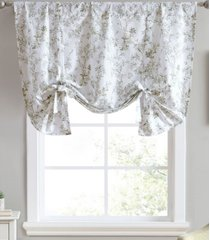 laura ashley lindy tie up designer valance bedding