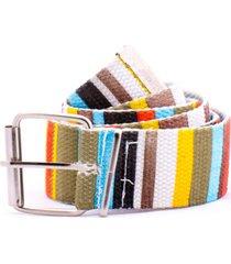 cinturón multicolor carven