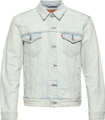 the trucker jacket pale shade jeansjack denimjack blauw levi´s men