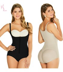 fajas diane & geordi 2411 colombianas reductoras body shaper post surgery