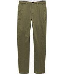 department 5 pantalone prince in tessuto verde