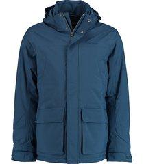 tenson jas harry blauw regular fit 5016072/579