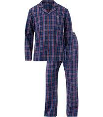pyjamas tartan check
