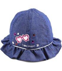 gorro kisses azul ficcus