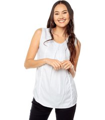 blusa blanco us polo assn