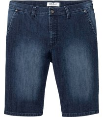 bermuda in jeans comfortstretch regular fit (blu) - john baner jeanswear