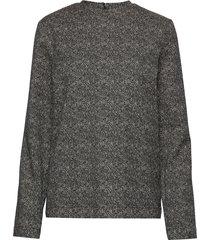 skylar top blouse lange mouwen grijs filippa k