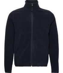 fluffy sweat-shirts & hoodies fleeces & midlayers blå mango