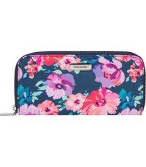 travelon rfid blocking zip wallet