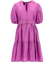pinko nuvoloso dress