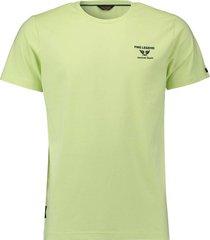 t-shirt lime groen