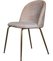 stylowe krzesło lucca beżowe