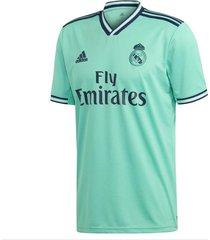 camiseta verde adidas tercer uniforme real madrid