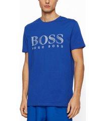 boss men's relaxed-fit upf 50+ t-shirt