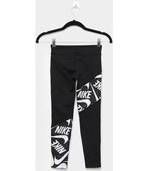 calça legging infantil nike trophy tight feminina