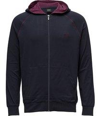 mix&match jacket h hoodie blå boss