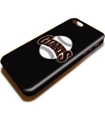 giants major league baseball logo hardshell case for iphone 6s