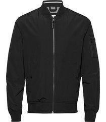 jackets outdoor woven bomberjacka jacka svart esprit casual