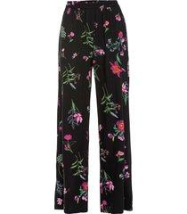 pantaloni a palazzo (nero) - bodyflirt boutique