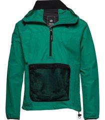 wb karkaj outerwear jackets anoraks groen adidas originals