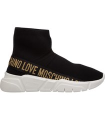scarpe sneakers alte donna