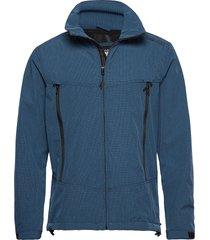 altitude hiker jacket dun jack blauw superdry