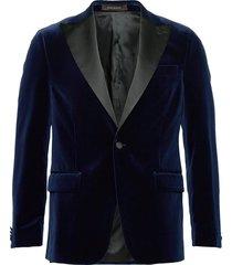 frampton blazer smoking blauw oscar jacobson