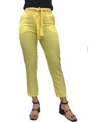 pantalón amarillo terranova 2007