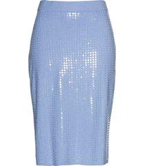 gonna in maglia (blu) - bpc selection premium